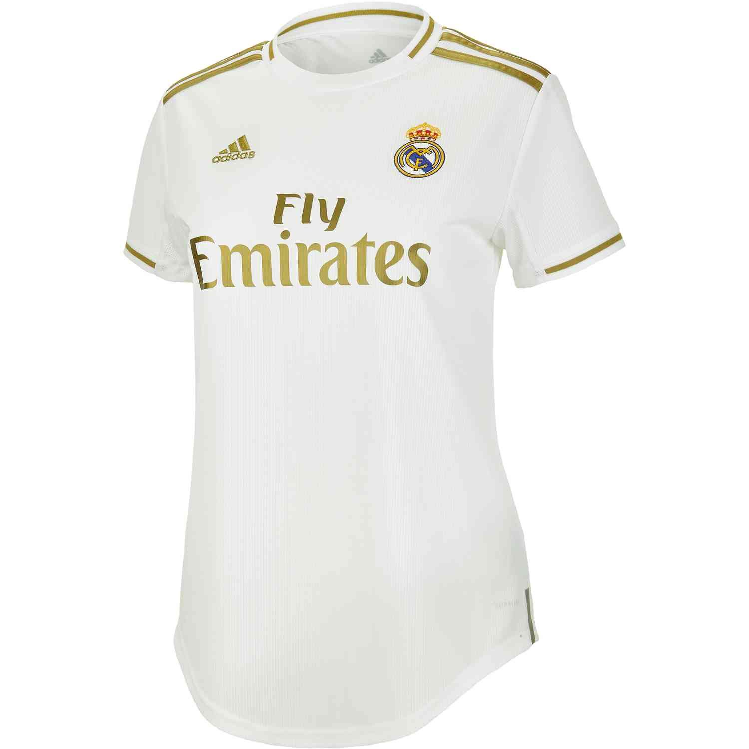 2019 20 Adidas Women S Real Madrid Home Jersey Adidas Women Soccer Outfits Usa Soccer Women