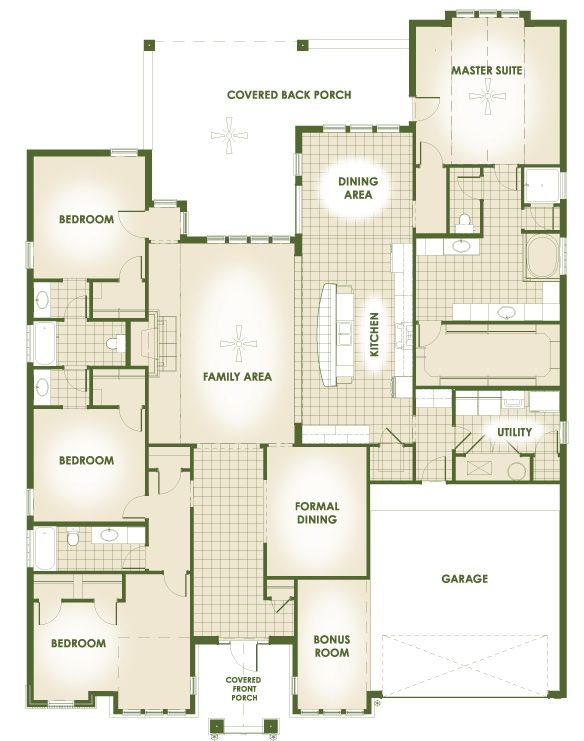 Stephanie Schuber Mitchell Homes – Mitchell Homes Floor Plans