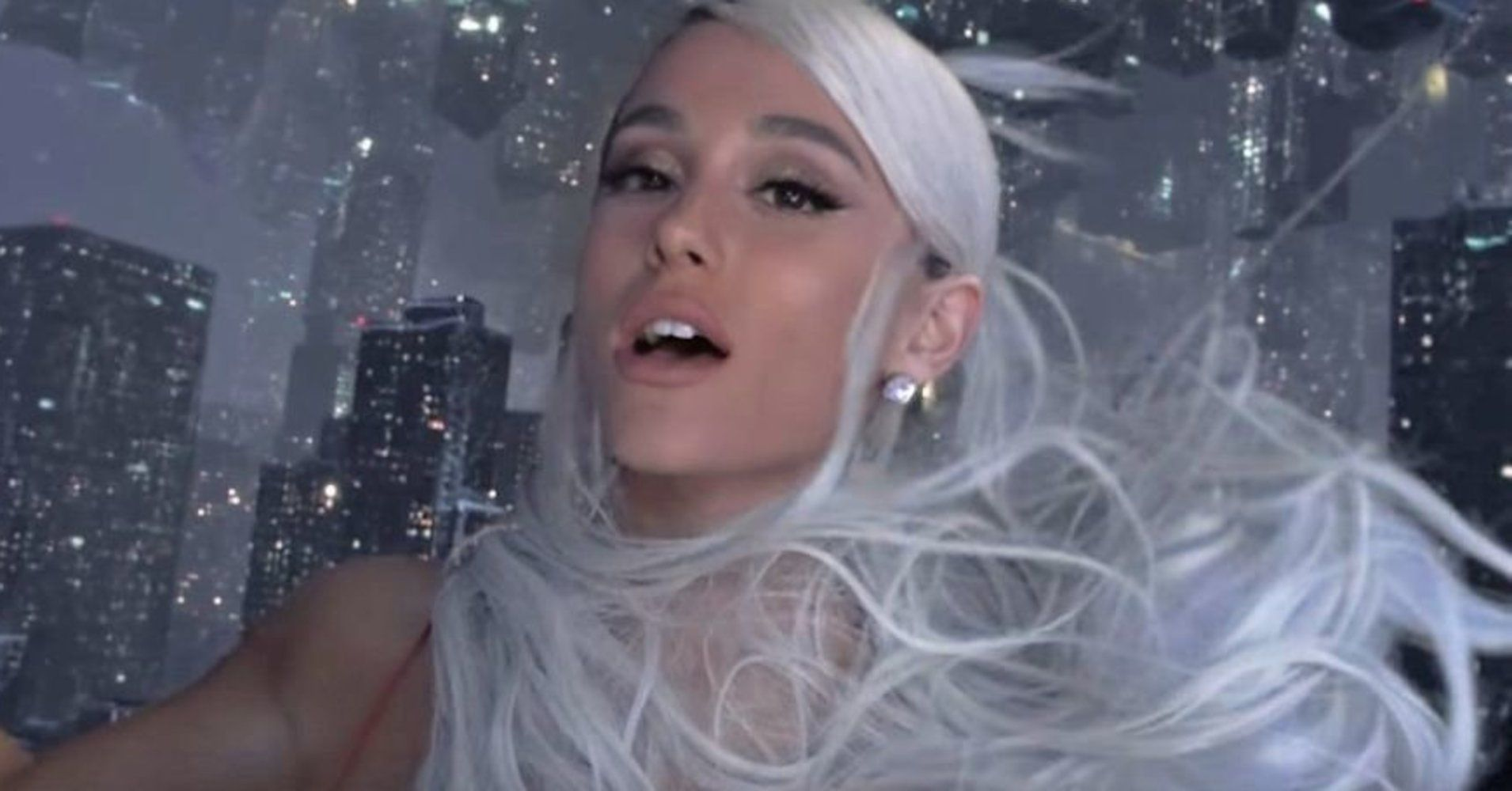 Ariana Grande Drops First Single No Tears Left To Cry Since