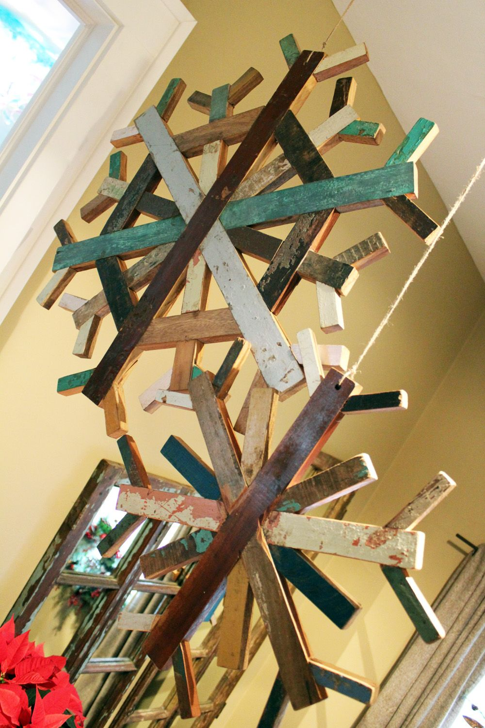 More from the 2012 bachman 39 s holiday ideas house part 2 for Craft bits and pieces