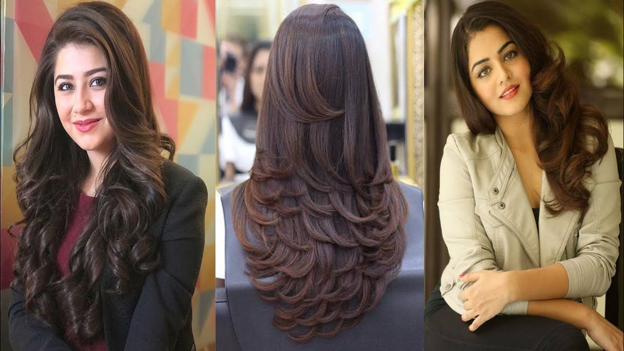 Trendy Cute Hairstyles For Long Hairs For Round Face Beautiful Hairstyl In 2020 Long Hair Styles Hairstyles For Round Faces Hair Styles