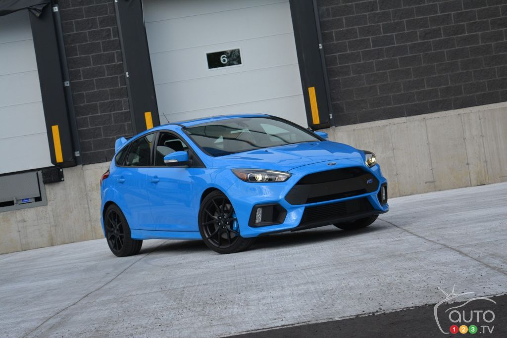 2016 Ford Focus Rs Is Ford S Best Sport Compact Ever Car Reviews Auto123 Ford Focus Rs Ford Focus Ford