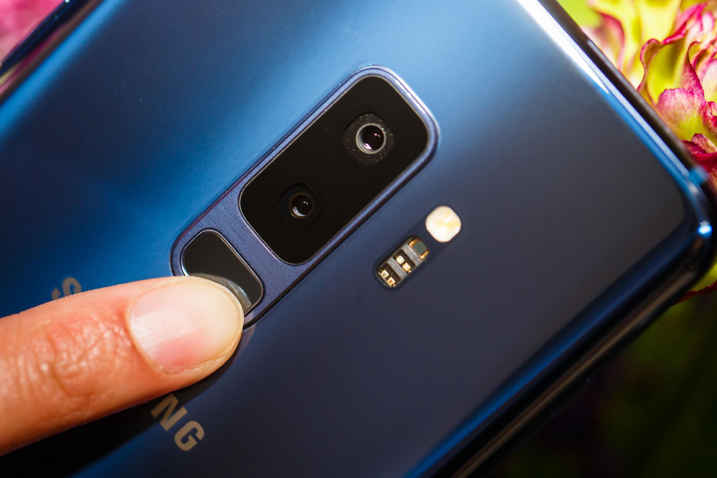 How the galaxy s9s camera could rescue your lowlight
