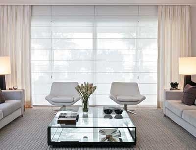 Modelos de cortinas modernas fotos ideias inspira o for Fotos de cortinas modernas