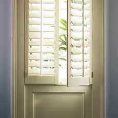 How To Hang Interior Shutters Home Decorating Interior