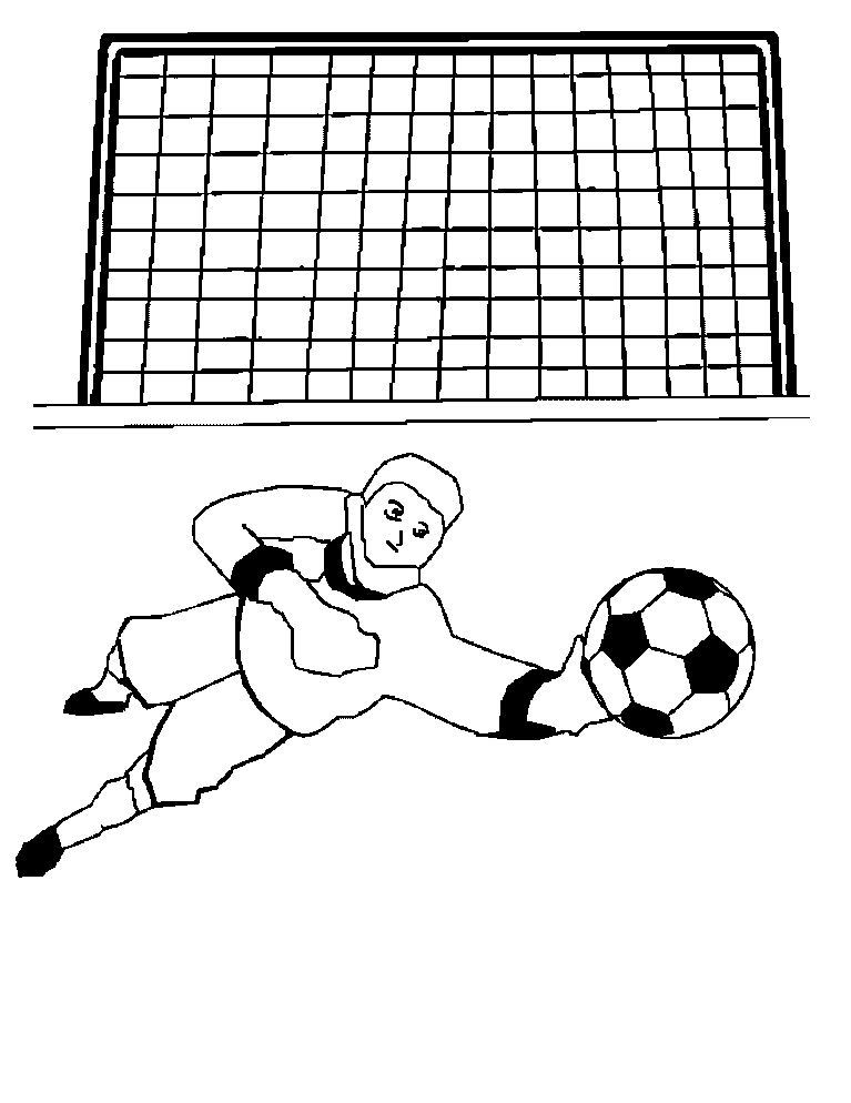 Soccer Ball Catch Coloring Pages For Kids Bag Printable Soccer Coloring Pages For Kids Schule