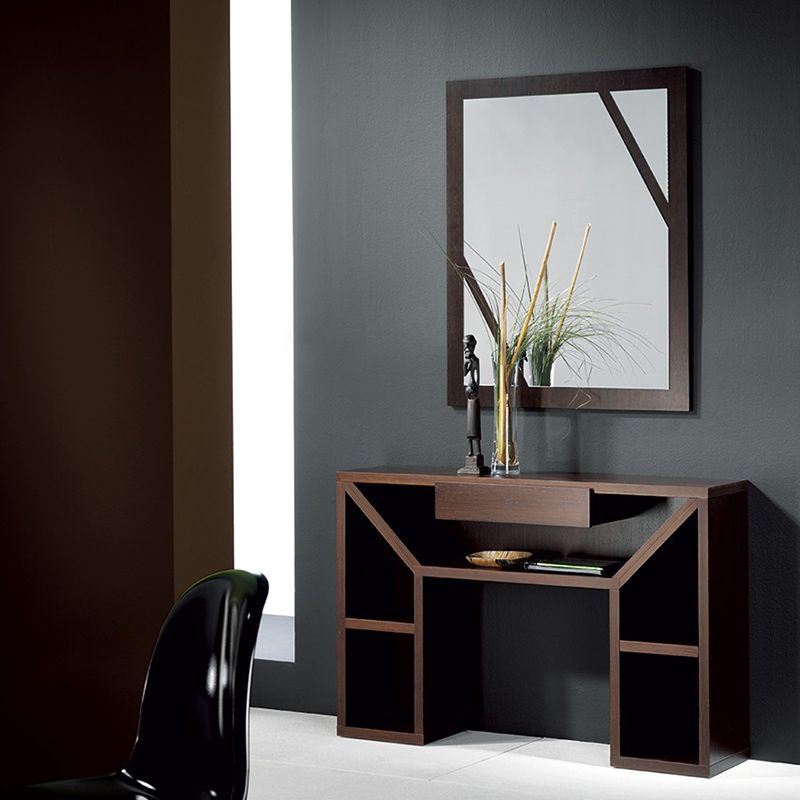 meuble d 39 entr e couleur weng avec option miroir jakarta meuble d 39 entr e miroir pinterest. Black Bedroom Furniture Sets. Home Design Ideas
