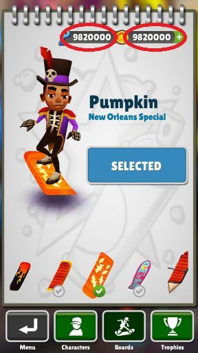 Pin by Mart paavel on App hack Subway surfers, Subway