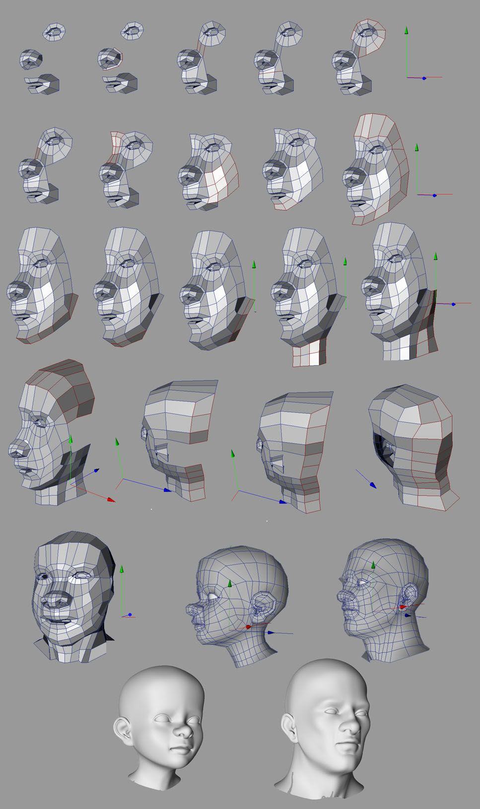 Picked up by CGchips. 2D,3DCG tutorials and 3Dprinter news