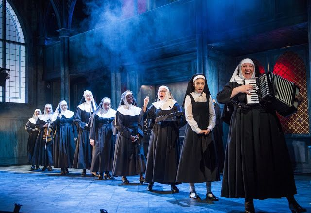 Sister Act The Musical UK Tour, Curve Theatre, Leicester.