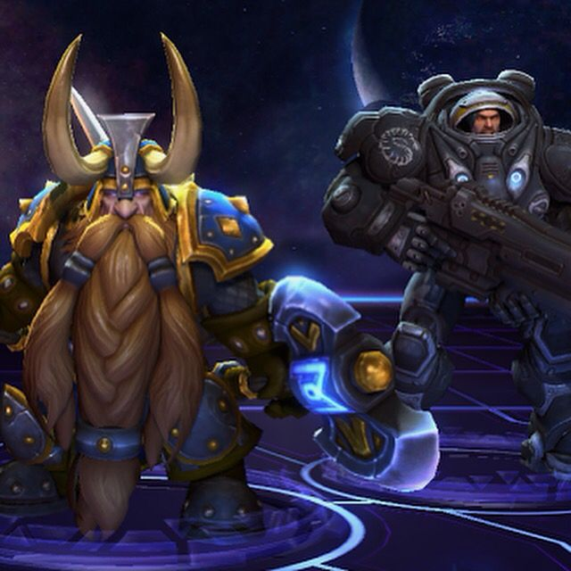 I'll be streaming some #HeroesOfTheStorm with fellow streamer AoDLegacy on #twitch.  Watch Now: http://twitch.tv/invisibleman6 http://twitch.tv/aodlegacy  #game #games #gaming #moba #battle #dota #stream #livestream #livestreaming #muradin #raynor #dwarf #marine #warcraft #starcraft