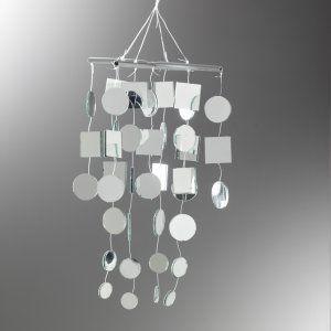 Woodstock Medium Mirror Chime Asli Arts Collection