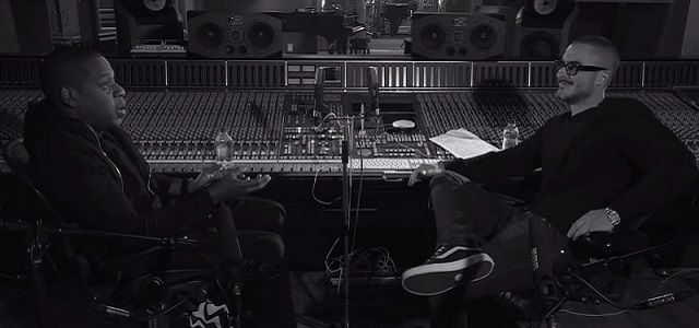 Jay-Z Interview @ Abbey Road Studios for BBC Radio 1 (All Four Parts // 4 Clips)