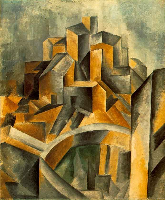 Cubism 1907 1915 Conceived By Pablo Picasso And Georges Braque