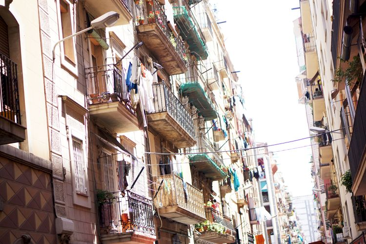 JEMERCED by Jessy Mercedes: BARCELONA WITH FASHIOLISTA & MANGO, DAY 2