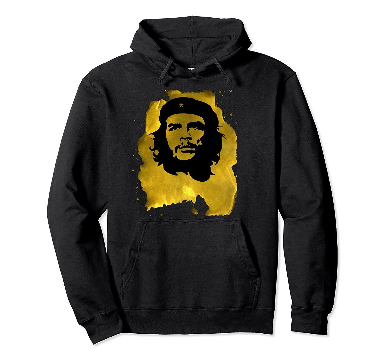 Che Guevara Revolution Memorabilia Death Hoodie Sweatshirt-Veotee