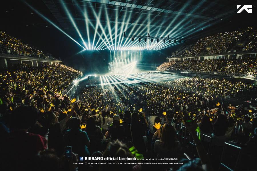 BIGBANG 2015 WORLD TOUR 'MADE' in Bangkok