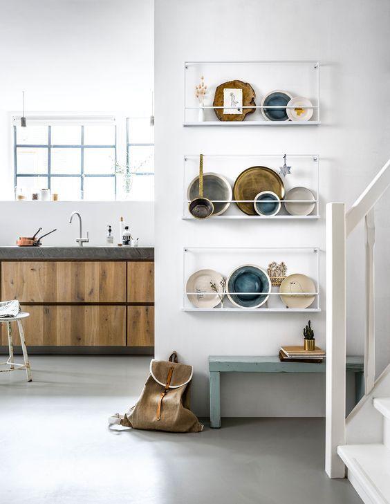 Muurdecoratie Keuken