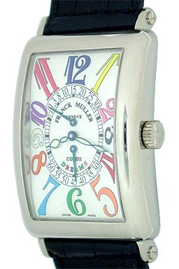 Wingates Quality Watches - Never Worn Mens Franck Muller Color of Dreams - Automatic Winding Wrist Watch