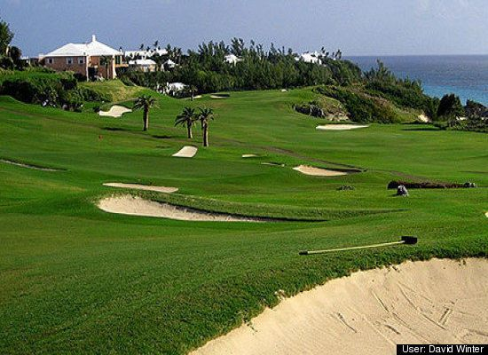 Mid Ocean Golf Course Bermuda Another Great