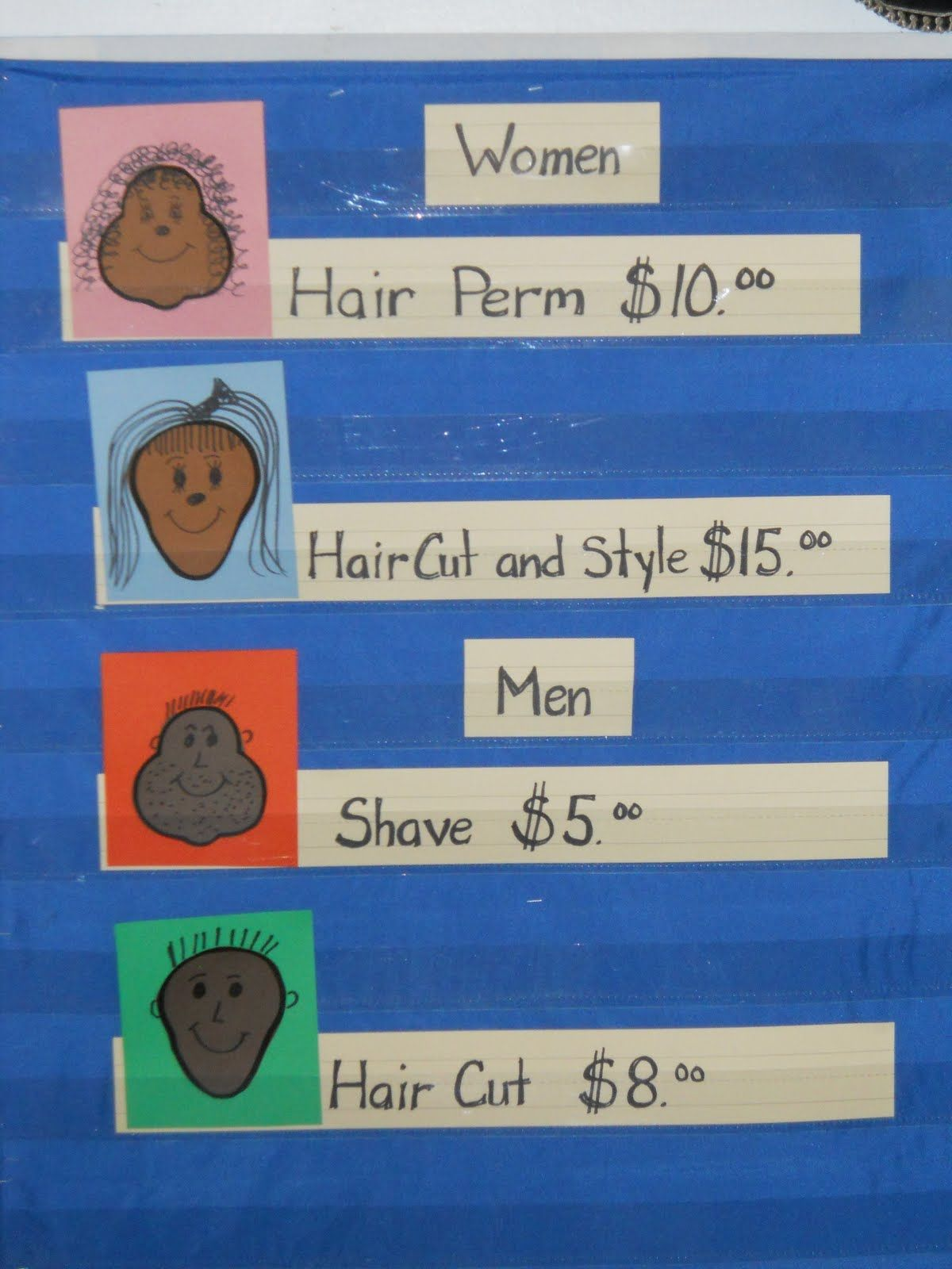 Learning And Teaching With Preschoolers Bernard Super Cuts Salon