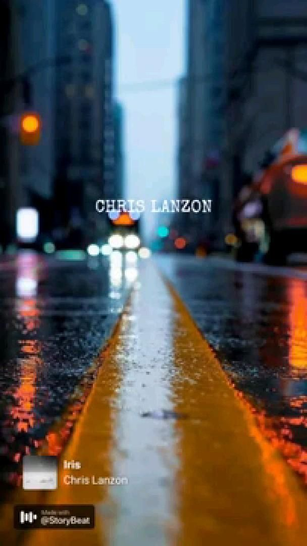 Chris Lanzon - Iris (StoryBeat Music)
