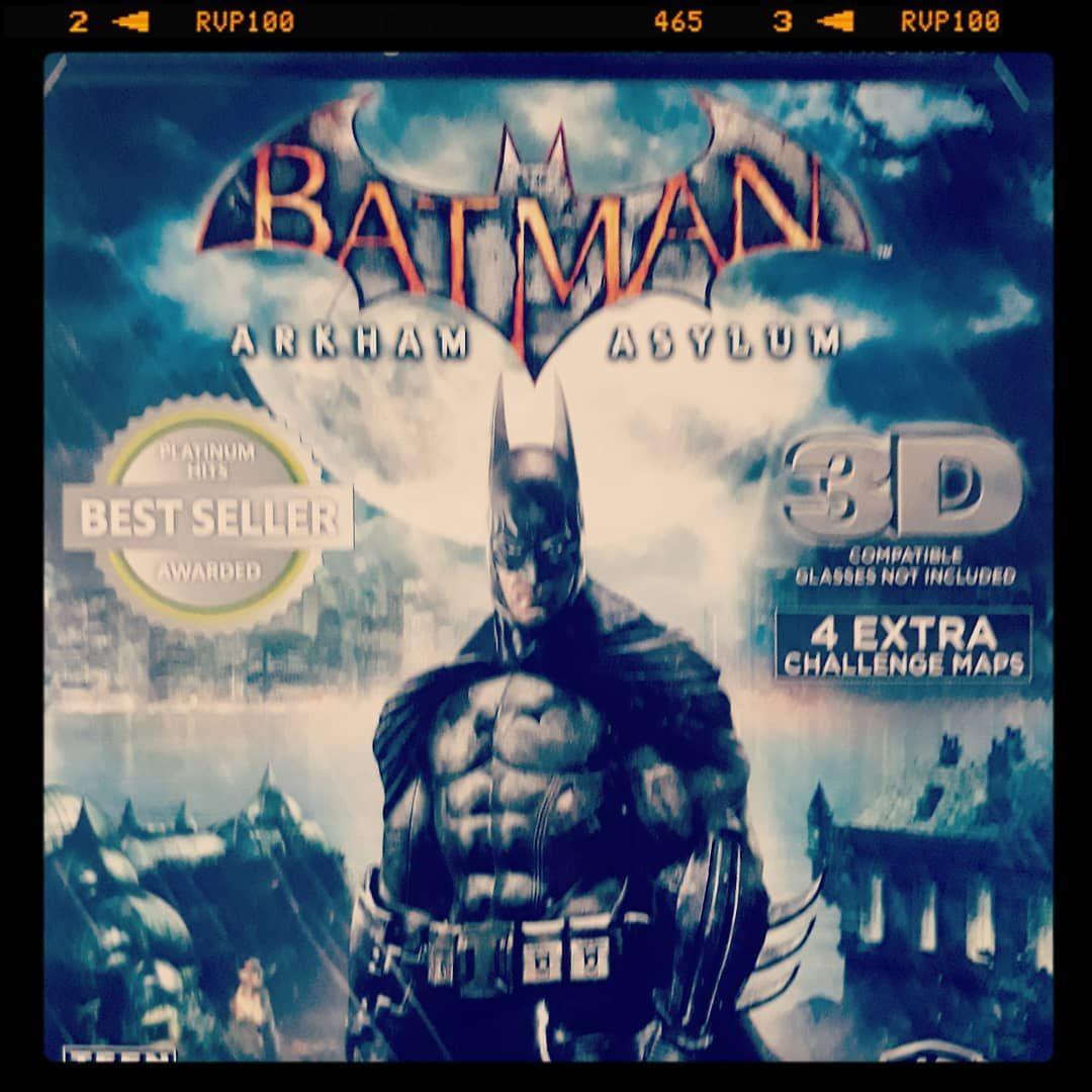 #Batman #ArkhamAsylum @wbgames