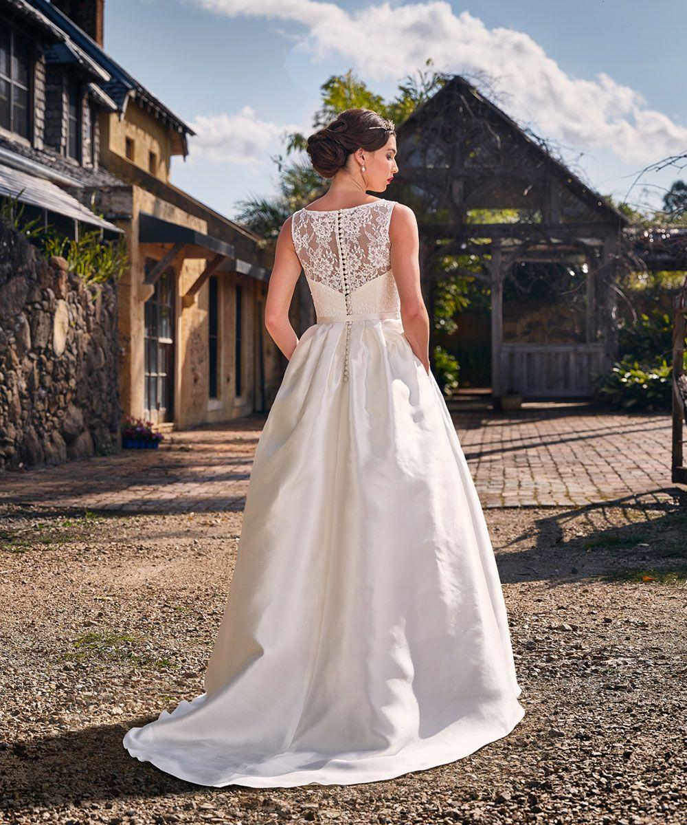 New designer collection from Bertossi Brides Wedding