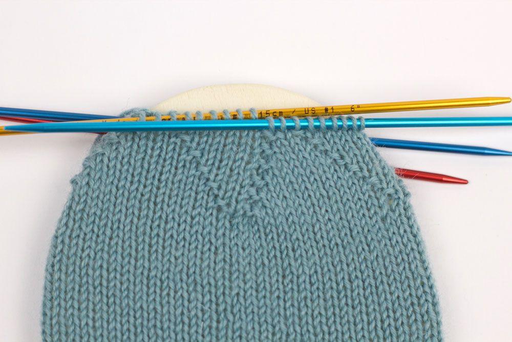 "Photo of ▷ Knit sock lace in 3 easy steps ""Sockshype"""