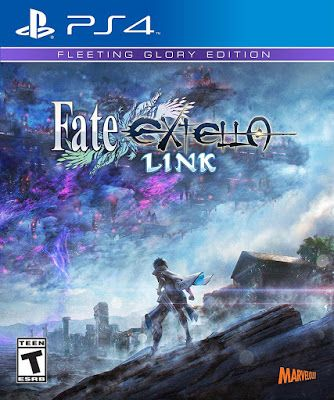 New Games Fate Extella Link Pc Ps4 Ps Vita Nintendo Switch
