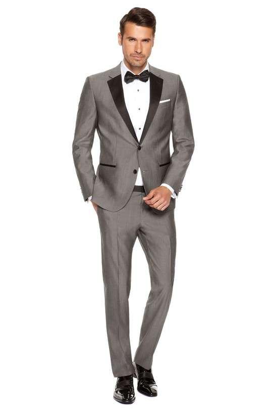 Hugo Boss | 'Harden/Generous' Slim Fit, Virgin Wool-Silk Tuxedo #hugoboss #suit