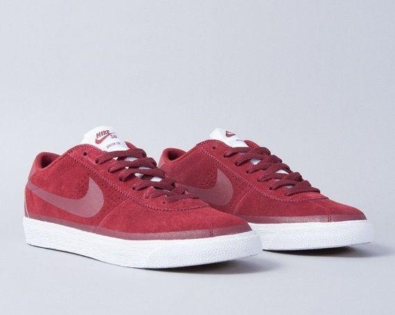 Nike SB Bruin: Team Red