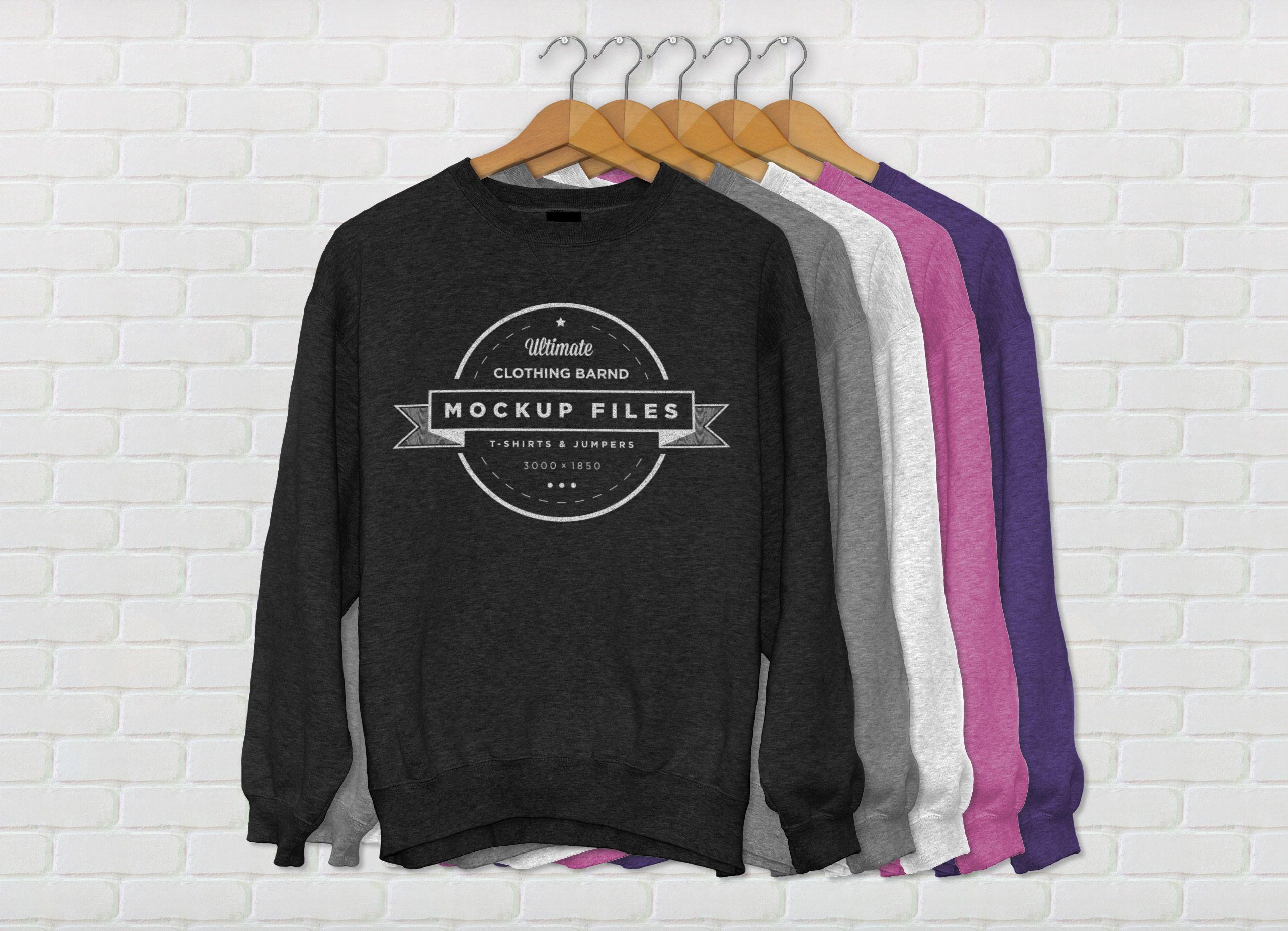 Download Sweater Mockup Free Psd Clothing Mockup Shirt Mockup Mockup Psd