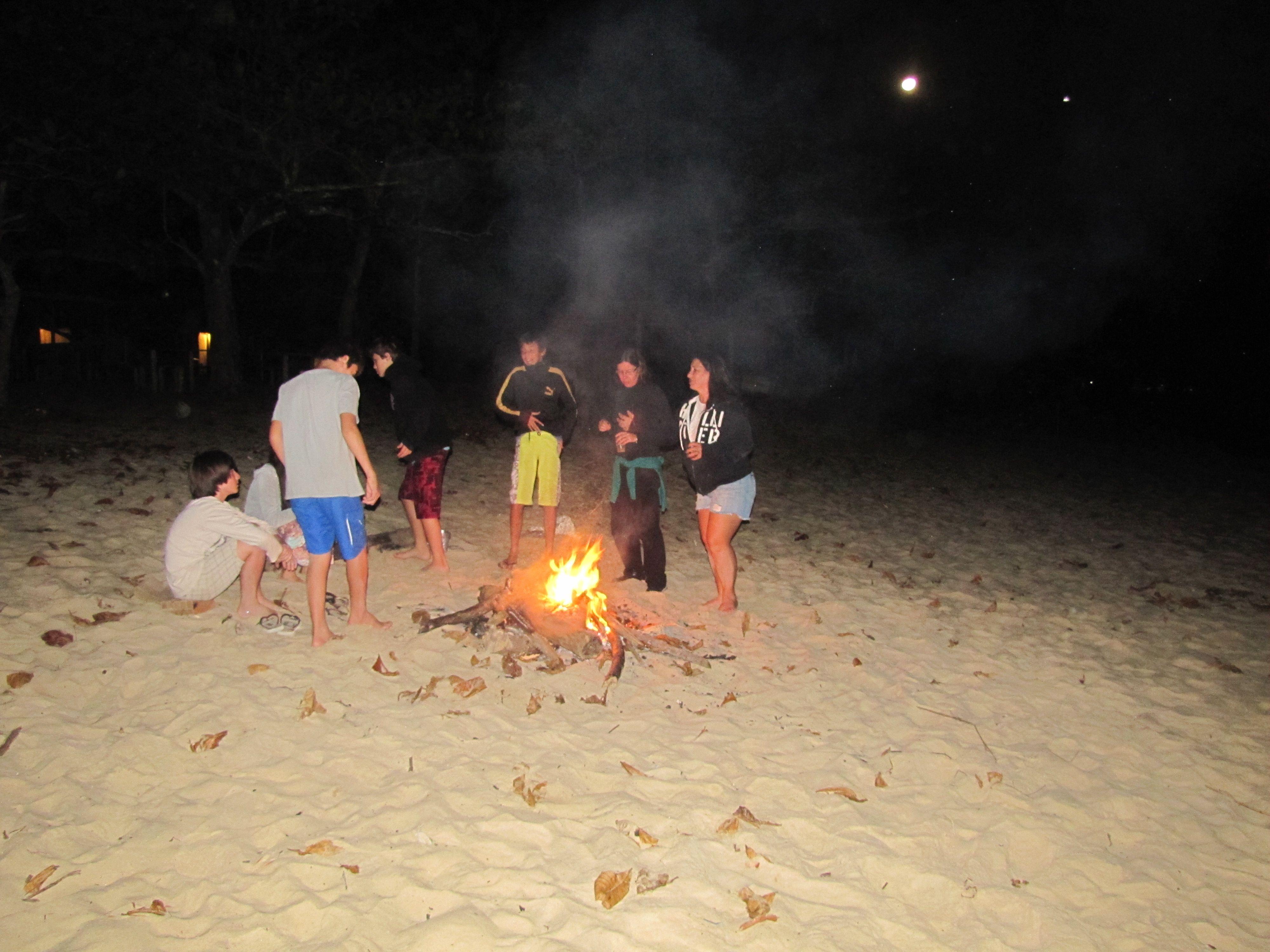 Praia do Sono em Paraty, RJ