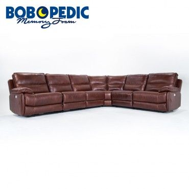 Alpha 6 Piece Sectional Bob S Discount Furniture Bob S Discount Furniture Power Reclining Sectional Sofa Sectional Living Room Sets
