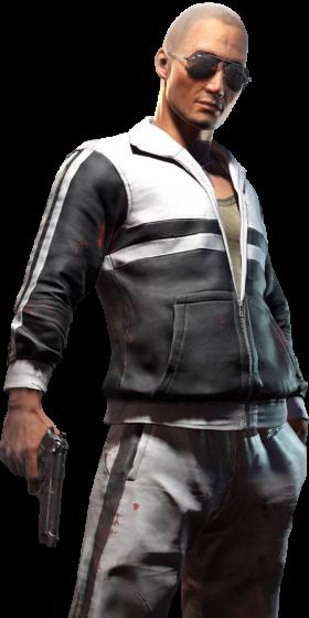 Playerunknown's Battlegrounds female sniper(pubg) PNG