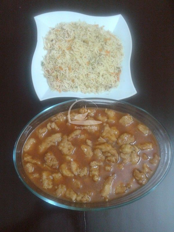 Try this chicken manchurian with egg fried rice recipe its try this chicken manchurian with egg fried rice recipe its delicious and your kids cant stop asking for more forumfinder Choice Image