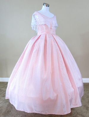 Southern Belle Dress Rental and Southern Belle Costume Rental — Civil War Ball Gowns & Costume #dressesfromthesouthernbelleera