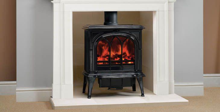 Huntingdon 40 Wood Burning Stoves Multi Fuel Stoves Multi Fuel Stove Stove Wood Burning Stove