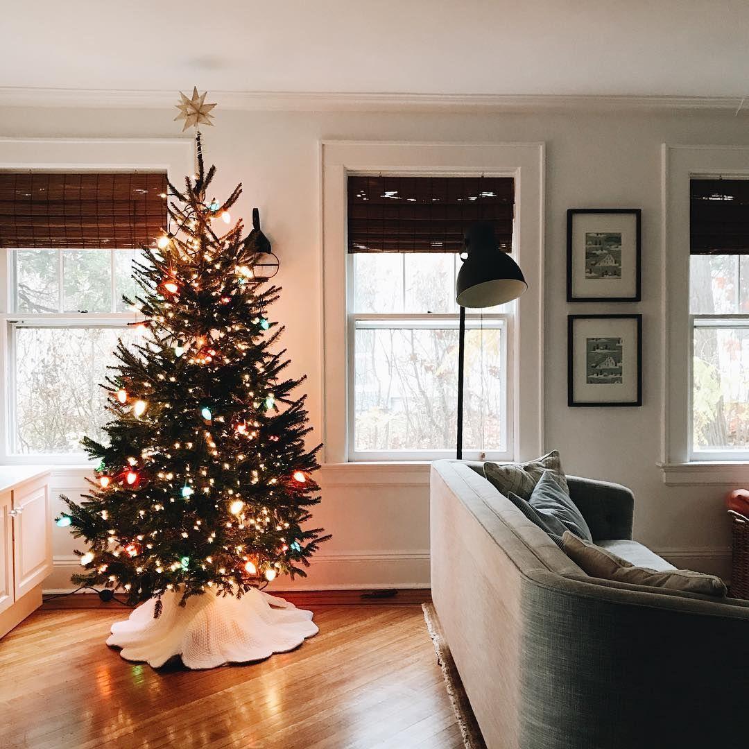 Christmas tree Love the minimalistic