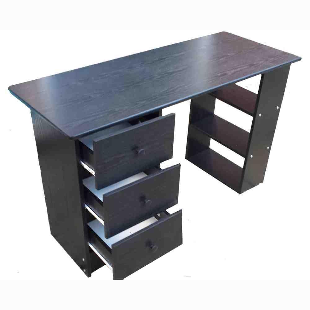 Black Computer Table Home Office Table Black Computer Desk Office Furniture Sale