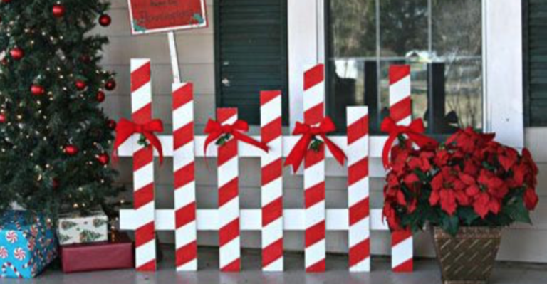 Easy Outdoor Christmas Decorations 2019.50 Cheap Easy Diy Outdoor Christmas Decorations Crafts