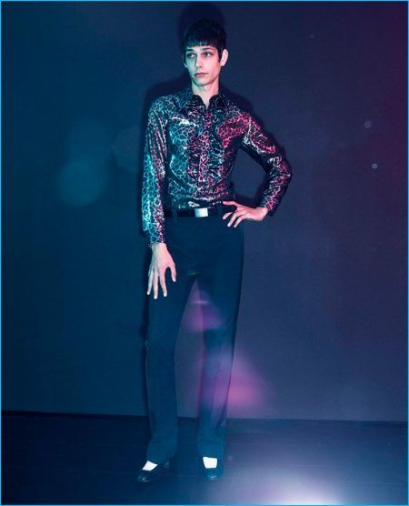 Marc Jacobs Channels Rock Legend Style for Spring Collection