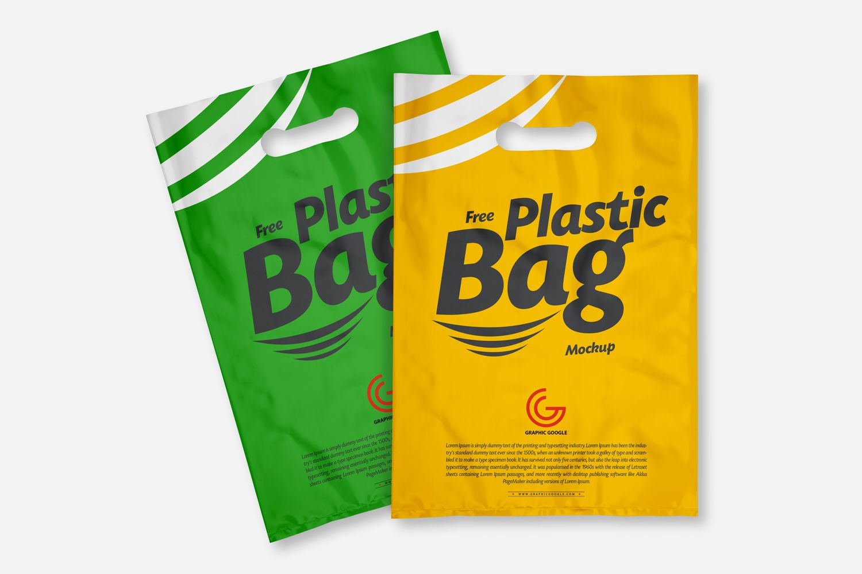 Download Free Plastic Bag Mockup Bag Mockup Free Mockup Packaging Mockup