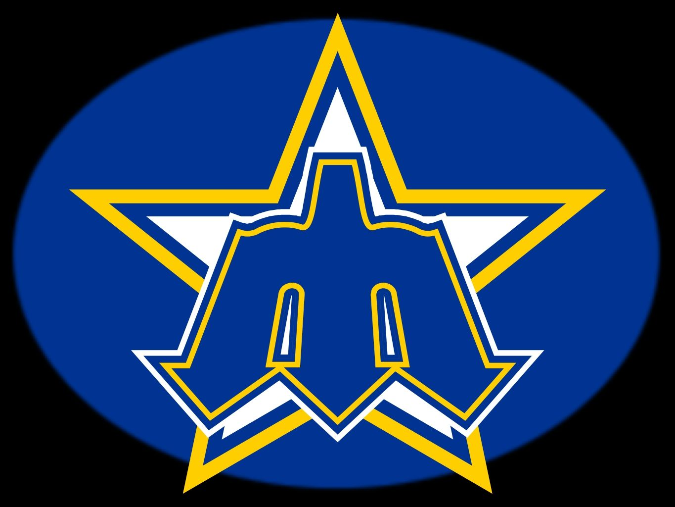 Seattle Mariners Seattle Mariners (Early Logo