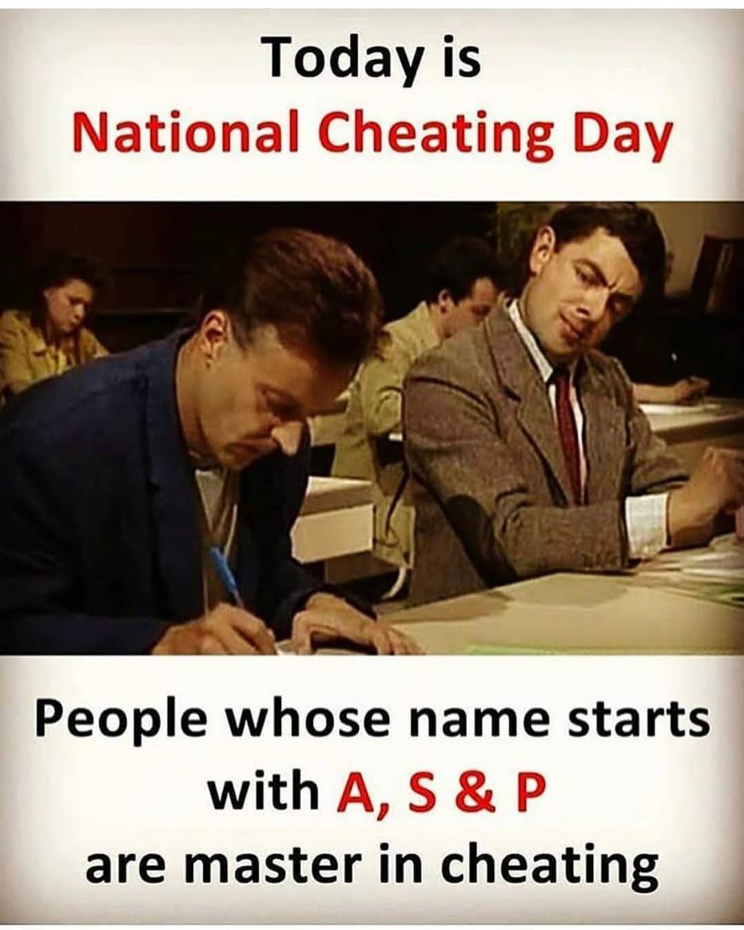 Tag Your Friends Who Are Master In Cheating Tag Your Best Friends Type Yes If You Agree Exam Quotes Funny Friendship Quotes Funny Jokes Quotes