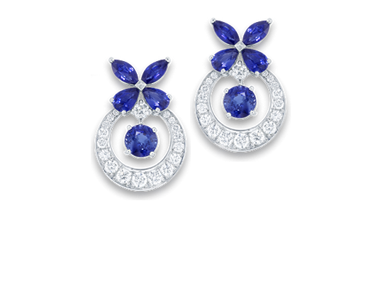Graff Blue Diamond | Sapphire | Graff Diamonds