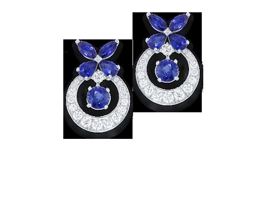 Graff Blue Diamond | Sapphire | Graff Diamonds