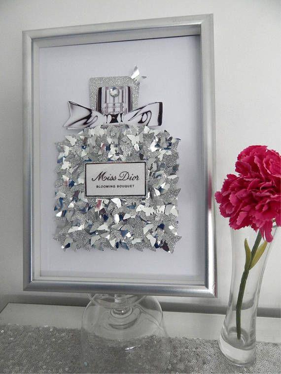 Vanity Decor Flowers