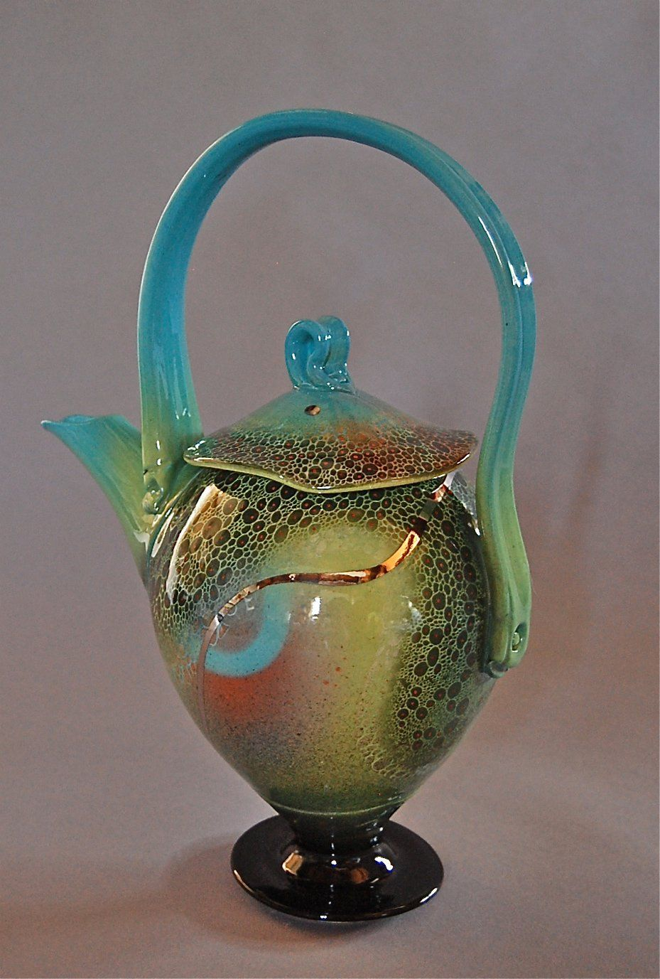 teapot made by adrian sandstrom  teapots  tea cups  pinterest  by - teapot made by adrian sandstrom
